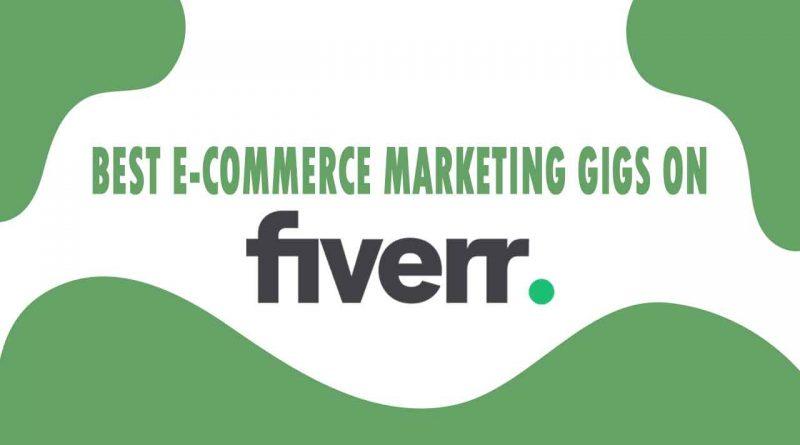 The Best E-Commerce Marketing on Fiverr