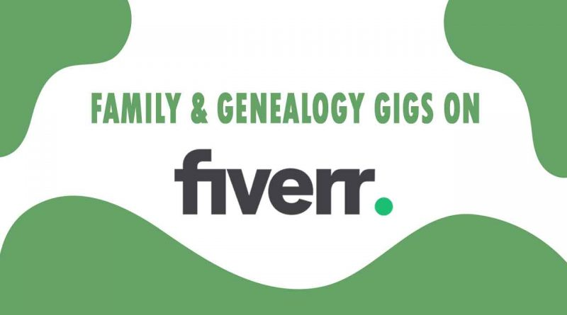 The Best Family & Genealogy on Fiverr
