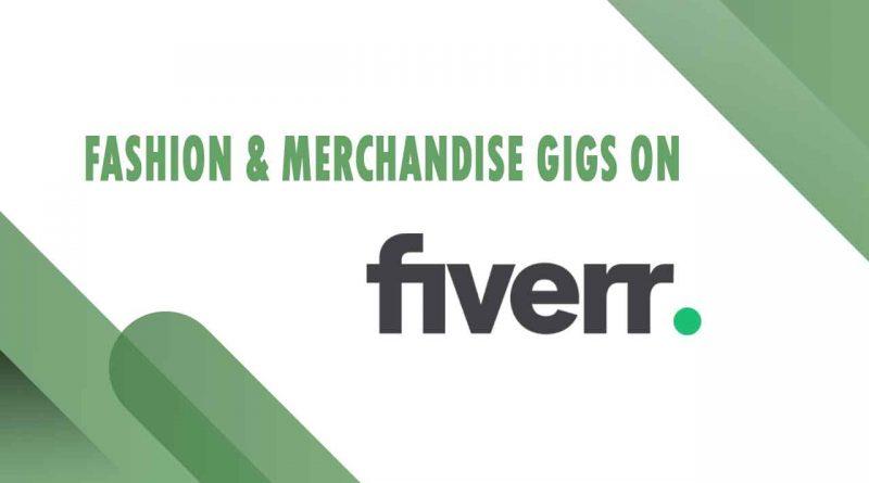 The Best Fashion & Merchandise on Fiverr