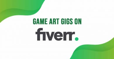 The Best Game Art on Fiverr