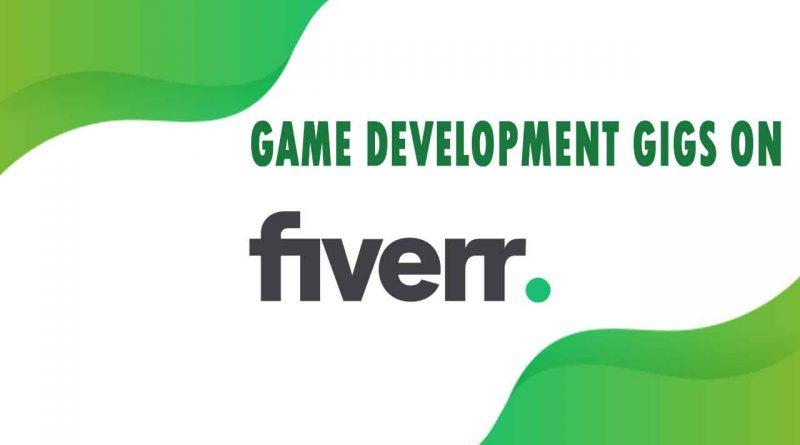 The Best Game Development on Fiverr