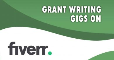 The Best Grant Writing on Fiverr