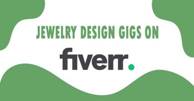 The Best Jewelry Design on Fiverr