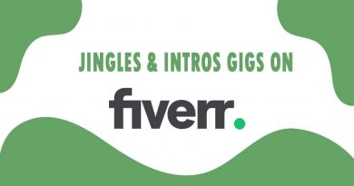 The Best Jingles & Intros on Fiverr