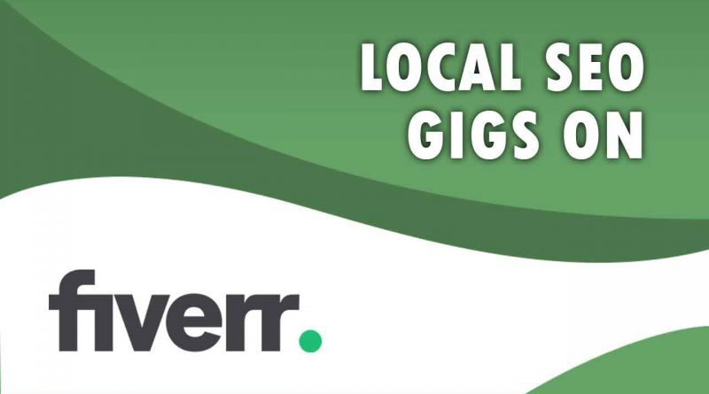 The Best Local SEO on Fiverr