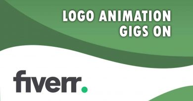 The Best Logo Animation on Fiverr