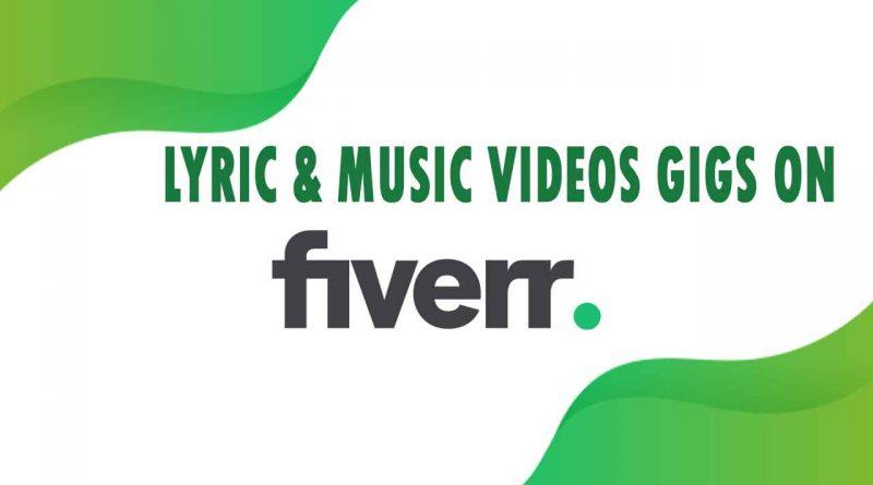The Best Lyric & Music Videos on Fiverr