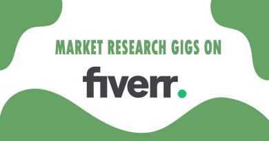 The Best Market Research on Fiverr