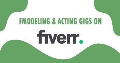 The Best Modeling & Acting on Fiverr