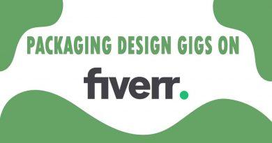 The Best Packaging Design on Fiverr