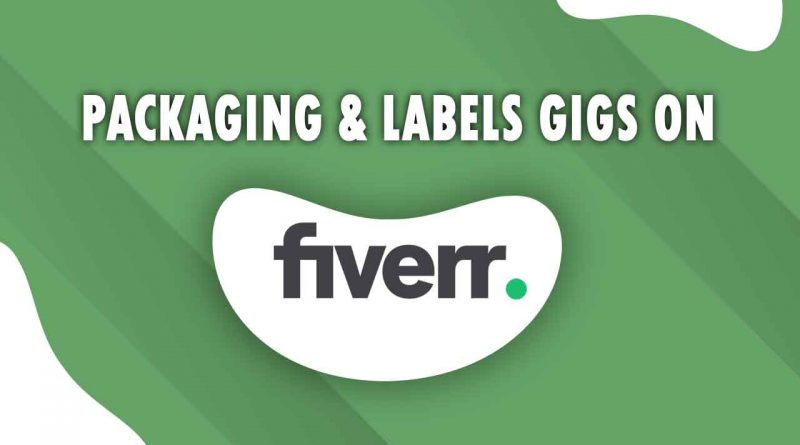 The Best Packaging & Labels on Fiverr