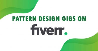 The Best Pattern Design on Fiverr
