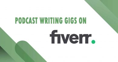 The Best Podcast Writing on Fiverr