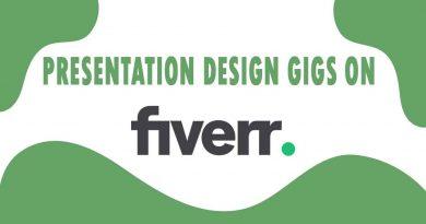 The Best Presentation Design on Fiverr