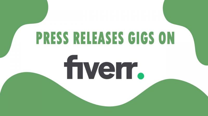 The Best Press Releases on Fiverr