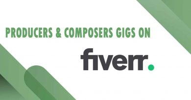 The Best Producers & Composers on Fiverr
