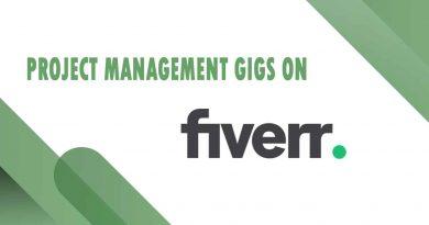 The Best Project Management on Fiverr