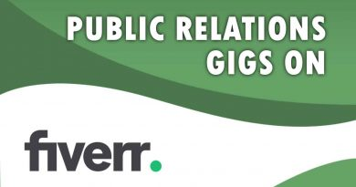 The Best Public Relations on Fiverr