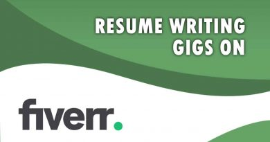 The Best Resume Writing on Fiverr