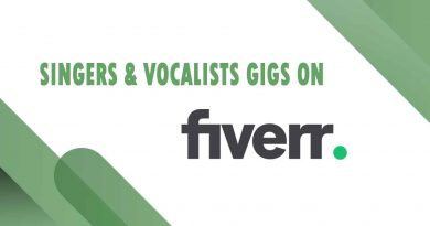 The Best Singers & Vocalists on Fiverr