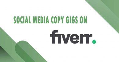 The Best Social Media Copy on Fiverr