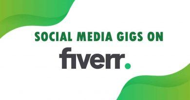 The Best Social Media on Fiverr