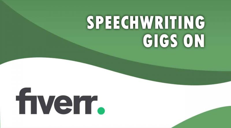 The Best Speechwriting on Fiverr