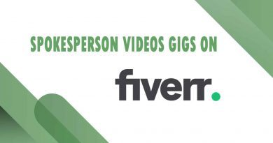 The Best Spokesperson Videos on Fiverr