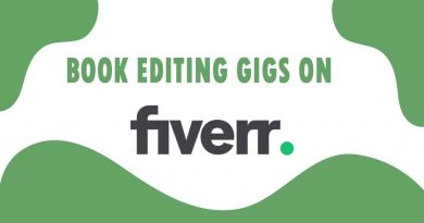 The Best The Best Book Editing on Fiverr