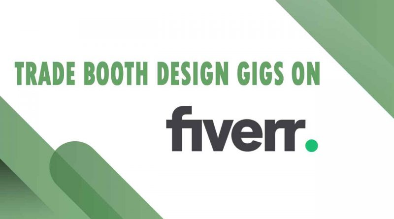 The Best Trade Booth Design on Fiverr