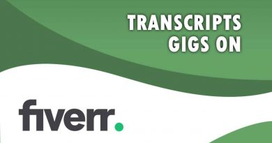 The Best Transcripts on Fiverr