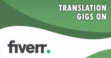 The Best Translation on Fiverr
