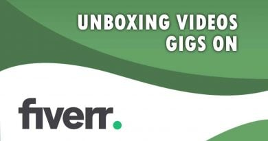 The Best Unboxing Videos on Fiverr