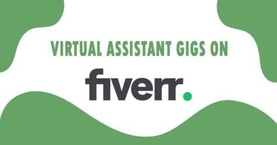 The Best Virtual Assistant on Fiverr