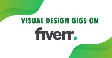 The Best Visual Design on Fiverr