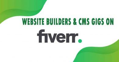 The Best Website Builders & CMS on Fiverr