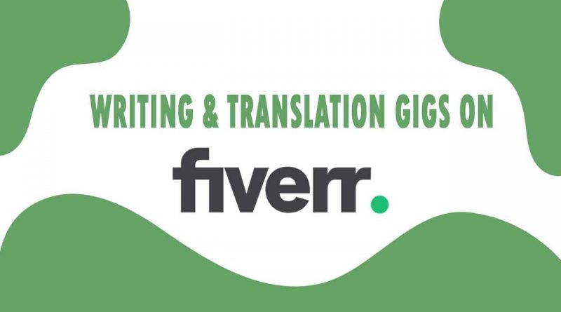 The Best Writing & Translation on Fiverr