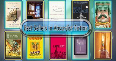 Top 10 Must Read Absurdist Fiction Best Selling Novels