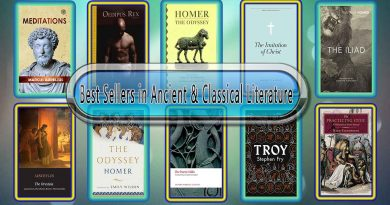 Top 10 Must Read Ancient & Classical Best Selling Novels