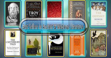 Top 10 Must Read Ancient & Medieval Best Selling Novels