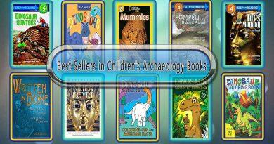 Top 10 Must Read Archaeology Best Selling Kids Novels