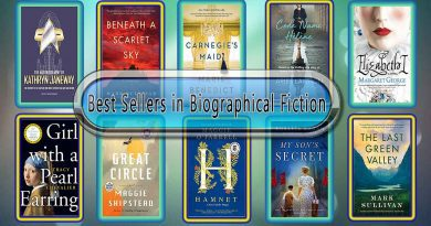 Top 10 Must Read Biographical Best Selling Novels