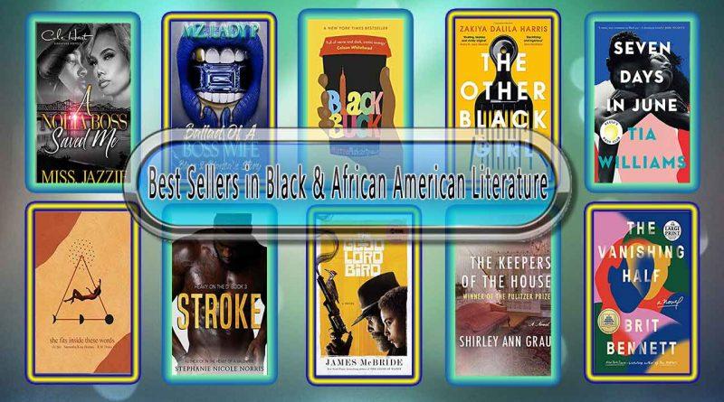 Top 10 Must Read Black & African American Best Selling Novels