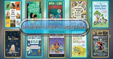 Top 10 Must Read Camping Best Selling Kids Novels