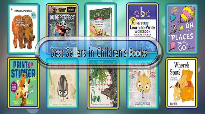 Top 10 Must Read Children's Books Best Selling Kids Novels