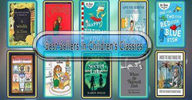Top 10 Must Read Children's Classics Best Selling Kids Novels