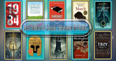 Top 10 Must Read Classic Best Selling Novels