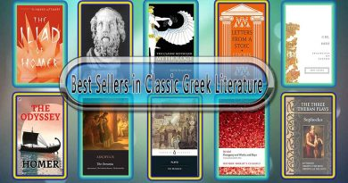 Top 10 Must Read Classic Greek Best Selling Novels