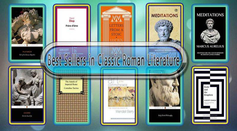 Top 10 Must Read Classic Roman Best Selling Novels
