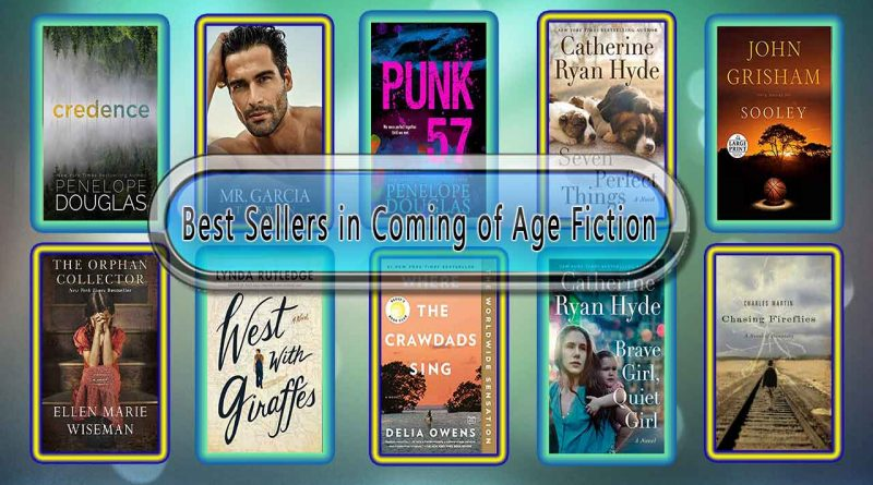 Top 10 Must Read Coming of Age Best Selling Novels